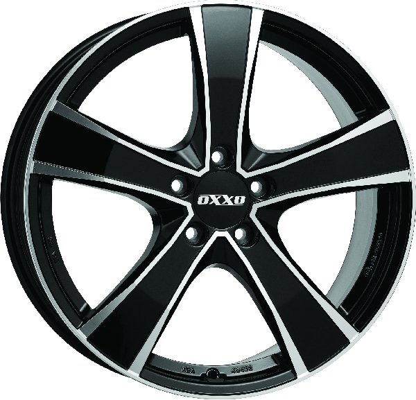 OXXO Proteus Black Polished Image