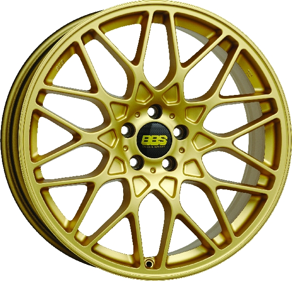 BBS RX-R Satin Gold Image