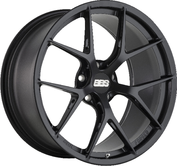 BBS-Forged FI-R Satin Black Image