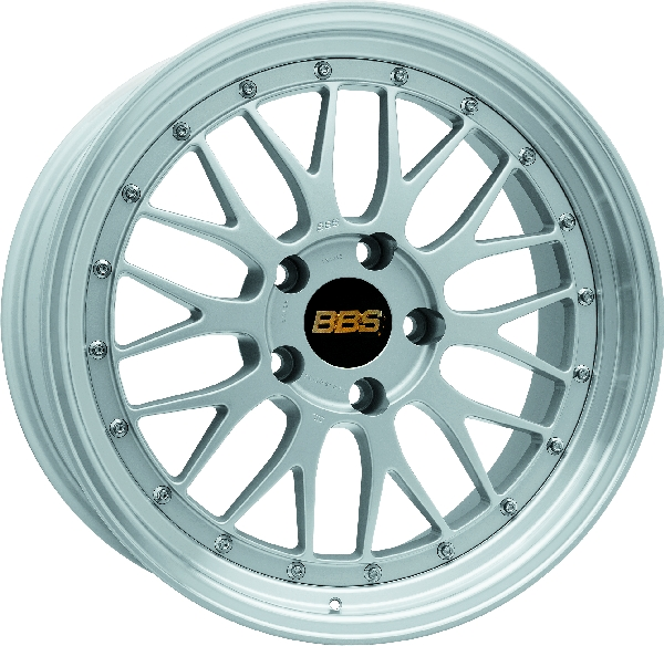 BBS-Forged LM Brilliant Silver Image