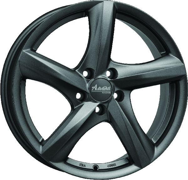 Advanti Racing Nepa Matt Gunmetal Image
