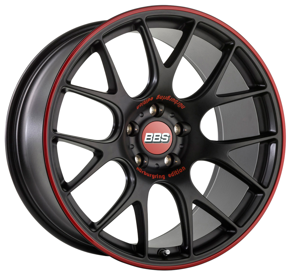 BBS CH-R Nurburgring Edition, rim protector Image