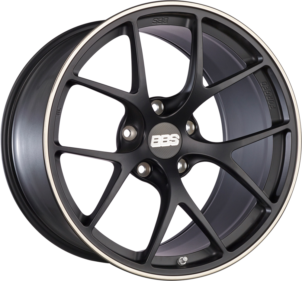 BBS-Forged FI Satin Black Image