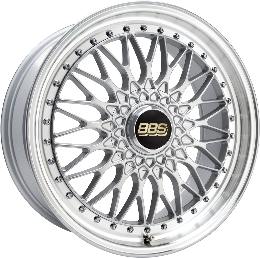 BBS-Forged Super RS Silver (2 delig) Image